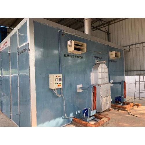 Automation Panel For Ispm 15 Plant