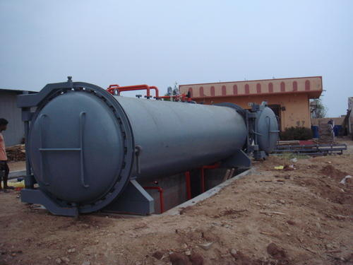 CCA Treatment Plant