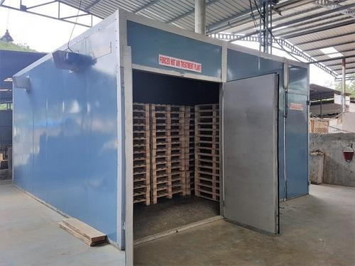 Industrial Timber Dryer