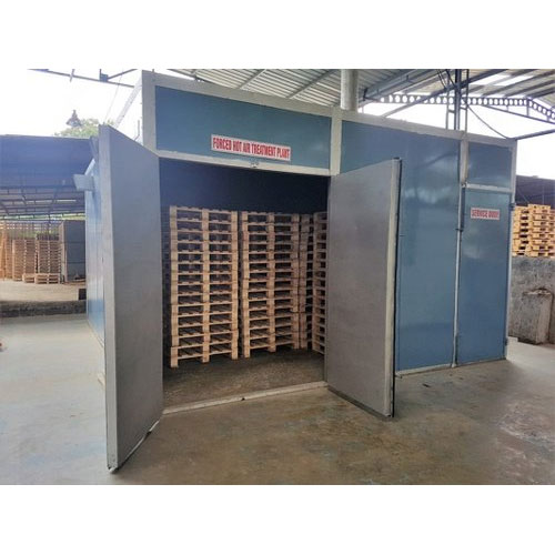 ISPM15 Machine For Wood