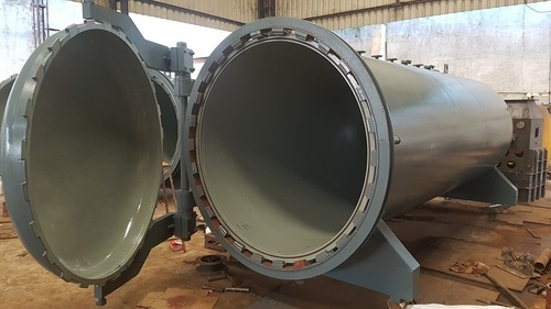 Pressure Plant For Timber Treatment