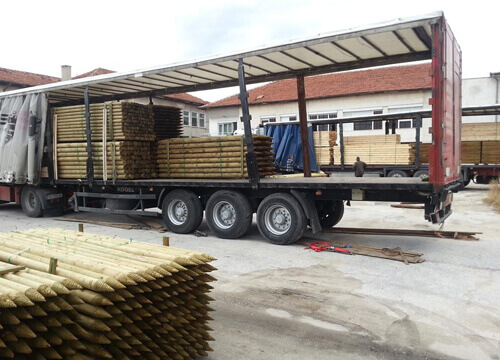 Wood Impregnation Plant